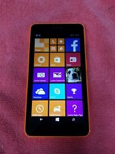 New listing Nokia Lumia 640 8Gb Orange Rm 1072 (Unlocked) Gsm World Phone Gd532