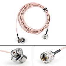 SC-316 5M Antenna Extension Cable Per Car Radio TM-261 Kenwood Yaesu ICOM IT