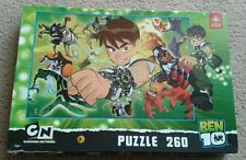 BEN 10 JIGSAW PUZZLE 260 PIECES BOXED