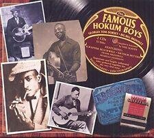 Famous Hokum Boys Georgia Tom Dorseydorsey & Big [New CD]