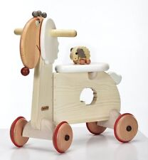 Janoschik Molly Sheep Ride on Scooter/toy by Loddon Valley Garden Toys