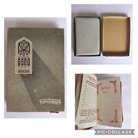 Vintage Saint Joseph Sunday Missal White Zipper Cover Like New 1957 Original Box