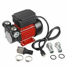 110V Ac 15Gpm Electric self-transfer extractor oil pump made of cast iron body