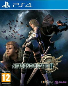 AeternoBlade 2 (PS4) BRAND NEW SEALED