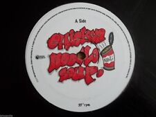 "WEBSTAR & YOUNG B - CHICKEN NOODLE SOUP 12""VINYL - UNIVERSAL REPUBLIC - WEBS1201"