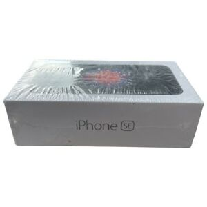 Brand New Sealed Apple iPhone SE - 32GB - Space Gray AT&T Only!
