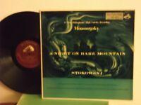 "Leopold Stokowski,RCA LM 1816,""A Night On Bare Mountain"",US,LP,mono,rare,Mint-"