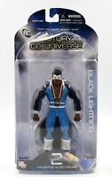 The History of The DC Universe Series 2 - Black Lightning Action Figure
