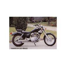 Scarico completo exhaust auspuff legend Yamaha XV 250 VIRAGO marving