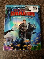 How to Train Your Dragon 3 w/ Slipcover (Blu-ray/DVD, Includes Digital Copy)