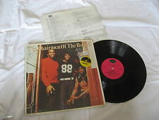 The Chairmen Of The Board Record LP Funk Soul R&B VG++ Plastic Wrap