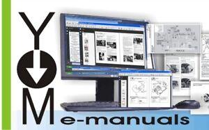 Yamaha FJ1100-1200 L-D Motorcycle OEM Official Workshop Service Repair Manual
