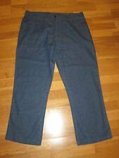 cotton traders comfort true blue jeans size 14 leg 29 brand new with tags