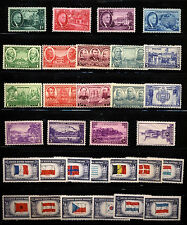 US 1930's & 40's Collection-- Vintage Lot of 31 MINT-Never Hinged Stamps-OG