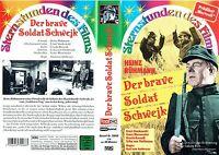 (VHS) Der brave Soldat Schwejk - Heinz Rühmann, Ernst Stankovski, Senta Berger