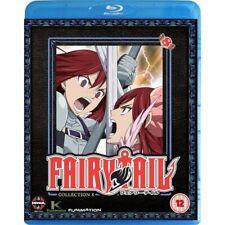Blu-ray Neuf - Fairy Tail Part 8  Blu-Ray - Aya Hirano, Tetsuya Kakihara, Hiroki