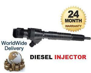 FOR NISSAN CUBE JUKE QASHQAI 1.5 DCI 2010--> NEW DIESEL COMMON RAIL INJECTOR