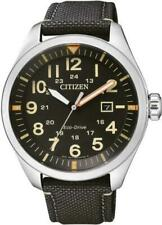 Citizen Quarz-Armbanduhren aus Silber