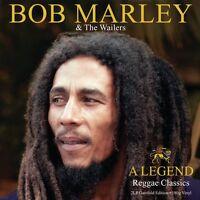 Bob Marley and the Wailers A Legend Reggae LP Yellow Vinyl Record 180g 2 LP