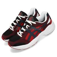 Asics Gel-BND Black Navy Red White Men Running Chunky Shoes Sneaker 1021A145-004