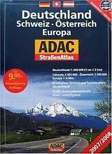 ADAC StraßenAtlas Deutschland / Schweiz / Österreich / E...   Buch   Zustand gut