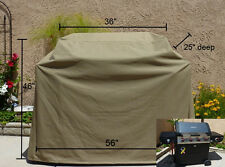 "BBQ Grill Cover Fit Broil-Mate 4-Burner Propane Natural Gas Grill New 56""L"