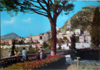 1957 TAORMINA Giardino Pubblico ediz.Kodak