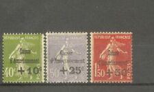 "FRANCE STAMP TIMBRE N° 275/77 ""CAISSE AMORTISSEMENT 5ème SERIE 1931"" NEUFS xx TB"
