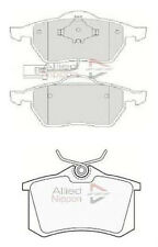 Audi TT 1.8 Front and Rear Brake Pads 1999-06 NEXT DAY DELIVERY