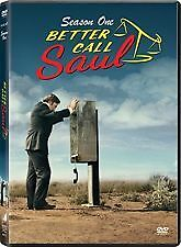 BETTER CALL SAUL - SEASON ONE / 1 - BRAND NEW & SEALED R1 DVD (3-DISC)