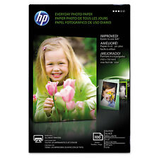 HP Everyday Glossy Photo Paper 53 lbs. 4 x 6 100 Sheets/Pack CR759A