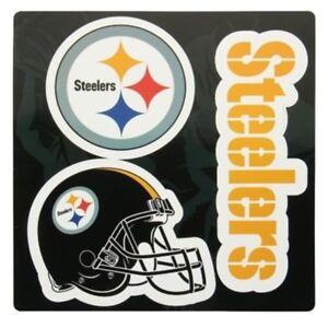 Pittsburgh Steelers Multi Magnet Sheet 3pc Set