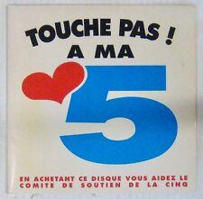 Touche pas à ma 5 45 Tours 1992