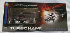 Remote Control Helicopter, TURBOHAWK, 3 Channel Brand New, Original Sealed Box