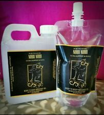 ❤️1ltr Best NURU massage Gel GOLD LABEL PREMIUM plus a handy pack take out pouch