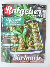 Zeitschrift Ratgeber Frauenzeitschrift Rezepte, Mod...