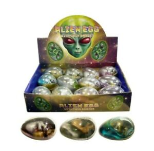 ALIEN EGG - TWIN BABIES slime pocket money toy