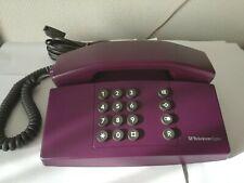 Post Tischtelefon Signo violett technisch aktuell und Gut