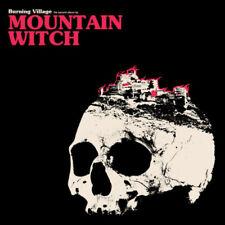 Mountain Witch - Burning Village CD - SEALED Stoner Rock Doom Metal Album