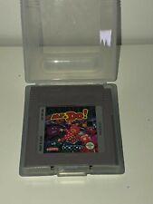Vintage MR. DO ! Nintendo Game Boy Original Game Cartridge Only