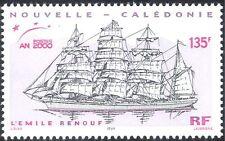"""New Caledonia 2000 """"L'Emile Renouf""""/Ships/Boats/Sailing/Sail/Transport 1v n43968"""