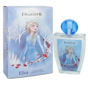 Disney Frozen II Elsa 3.4 oz EDT Perfume For Girls 3.4 oz New In Box