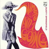 DUSTY SPRINGFIELD - WHERE AM I GOING  CD NEU