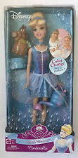 Disney Princess Cinderella  Doll Bath Beauty Color Change Fashion Mattel NEW
