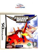 Freedom Wings Nintendo DS PAL/EUR Precintado Videojuego Nuevo New Sealed Retro