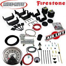 Firestone Ride-Rite Air Bags AirLift LoadControl Compressor for 15-19 Ford F-150
