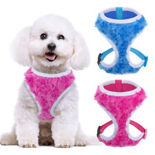 Flower Breathable Mesh Harness Puppy Vest for Small Dog Cat Girl with No Pull