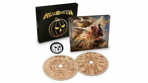 HELLOWEEN  Helloween ( Limited Digibook + Magnet ) 2 CD  NEU & OVP