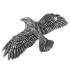 St Justin Pewter  Flying Eagle   Hairslide