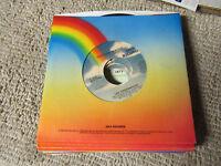 lot of 8  different random picks VINCE GILL     vinyl records 45